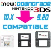 Downgrade 3DS