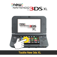Réparation Tactile New 3ds XL