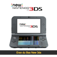 Réparation ecran du bas New 3ds Paris