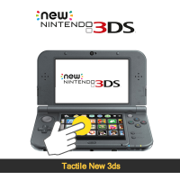 Réparation ecran tactile New 3ds Paris