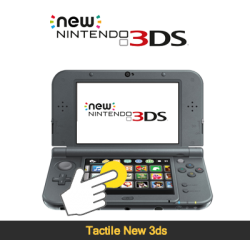 Réparation Tactile New 3ds