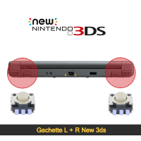 Réparation gachette l & r New 3ds Paris