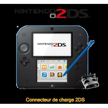 Réparation connecteur de charge 2ds