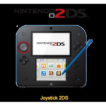 Réparation Joystick 2ds
