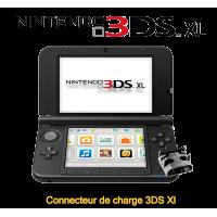 Réparation connecteur de charge 3ds XL Paris