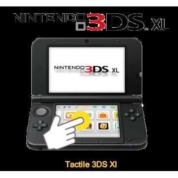 Réparation Tactile 3ds XL