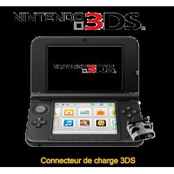 Réparation connecteur de charge 3ds