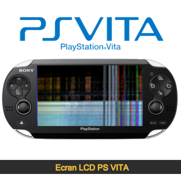 Réparation ecran lcd Ps Vita