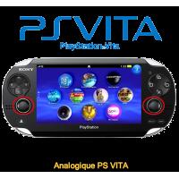Réparation analogique Ps Vita Paris