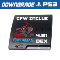 Downgrade + Flash Ps3 Paris