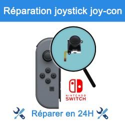 Réparation analogique manette joy Con switch