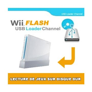 Flash Wii PARIS