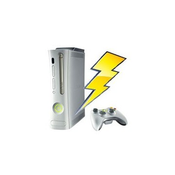 Flash XBOX 360 Paris