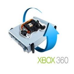 Remplacement bloc optique XBOX 360