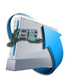 Remplacement lentille Wii