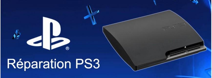 Réparation PS3
